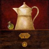 Caffe Lait Carafe Prints by Eric Barjot