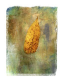 Leaf Painting 3 Giclee Print by Elena Ray