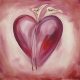 Shades of Love: Lavender Planscher av Gockel, Alfred