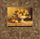 Oranges et citrons Affiches par Andres Gonzales