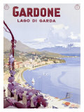 Lago di Garda Giclee Print