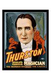 Thurston World Famous Magician Giclee Print