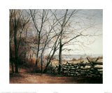 Split Rail Prints by Ray Hendershot