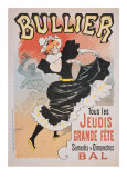 Bullier Prints by Georges Meunier