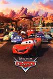 Auta – Cars (z filmu) Plakáty