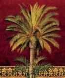 Canary Palm Plakat af Rodolfo Jimenez