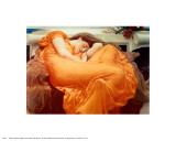 Flaming June Kunstdrucke von Frederick Leighton