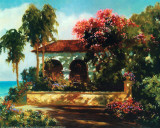 Paradise II Print by V. Dolgov