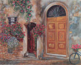 My Doorstep Prints by Cathy Groulx