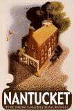 Nantucket Plakat