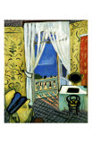 Still Life with Violin Case Giclee-trykk av Henri Matisse