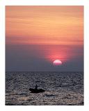 Fishing in Paradise Fotodruck von  Manta Vision