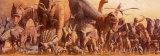 Dinosaurs Posters by Haruko Takino