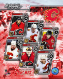2006 - 2007 Flames Team Photo