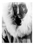 Alaskan Native Giclee Print by Edward S. Curtis