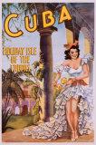 Küba - Posterler