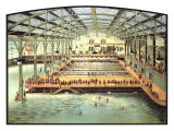 Sutro Baths, San Francisco Giclee Print