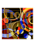 Eight Ball Pool Giclee Print