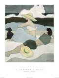 A Summers Rest Prints by George Xiong