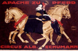 Circo Schumann Lámina giclée por Hohlwein, Ludwig