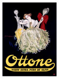 Ottone, Argentina Olive Oil Giclee Print by Achille Luciano Mauzan