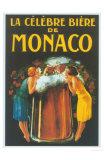La Celebre Biere de Monaco Art
