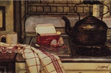 Frühstückstee Kunstdrucke von Deborah Chabrian