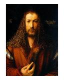 Self Portrait Wydruk giclee autor Albrecht Dürer