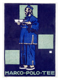 Marco Polo Tea Giclée-Druck