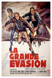 The Great Escape (French Release) Reproduction proc&#233;d&#233; gicl&#233;e