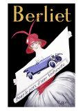 Berliet Giclee Print by Leonetto Cappiello