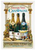 De Champagne Art by Arnold Eyckermans