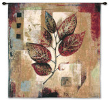 Modernist Autumn Wall Tapestry by  Dougall