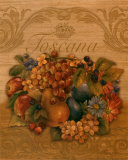 Toscana (tamaño reducido) Posters por Pamela Gladding
