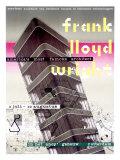Frank Lloyd Wright  Dutch Exhibit