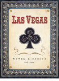 Las Vegas Club Posters by Angela Staehling