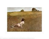 Christina's World, 1948 Posters av Andrew Wyeth