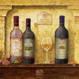 Mehrere Weinflaschen III Poster von G.p. Mepas