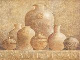 Antique Vases I Poster von G.p. Mepas