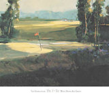 The 1st Tee Posters af Ted Goerschner