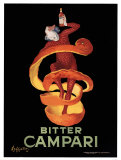 Bitter Campari Prints by Leonetto Cappiello
