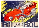 Bil-Bol Giclee Print by Akseli Gallen-Kallela