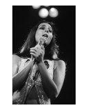 Cher in Lights Kunstdrucke