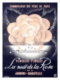 La Nuit de la Rose Giclee Print