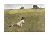 Christina's World, 1948 Prints by Andrew Wyeth