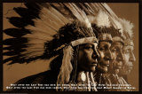 Native Wisdom Affiches