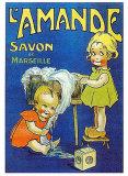 L'Amande Savon Prints