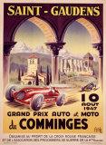 Saint Gaudens Grand Prix du Comminges Giclee Print