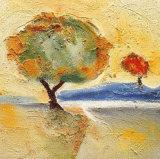 Tree I the Posters av Gockel, Alfred