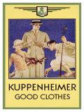 Kuppenheimer Giclee Print by Joseph Christian Leyendecker